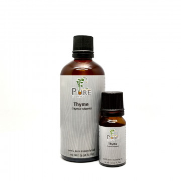 100% Pure Essential Oil (Thyme)